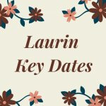 Laurin Key Dates Image